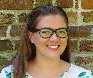 Volunteer Catherine Porter